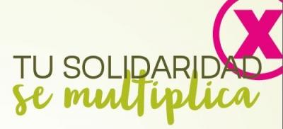 Tu solidaridad se multiplica