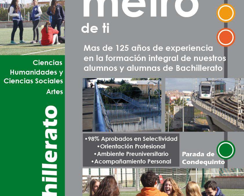 Presentación Bachillerato curso 16/17