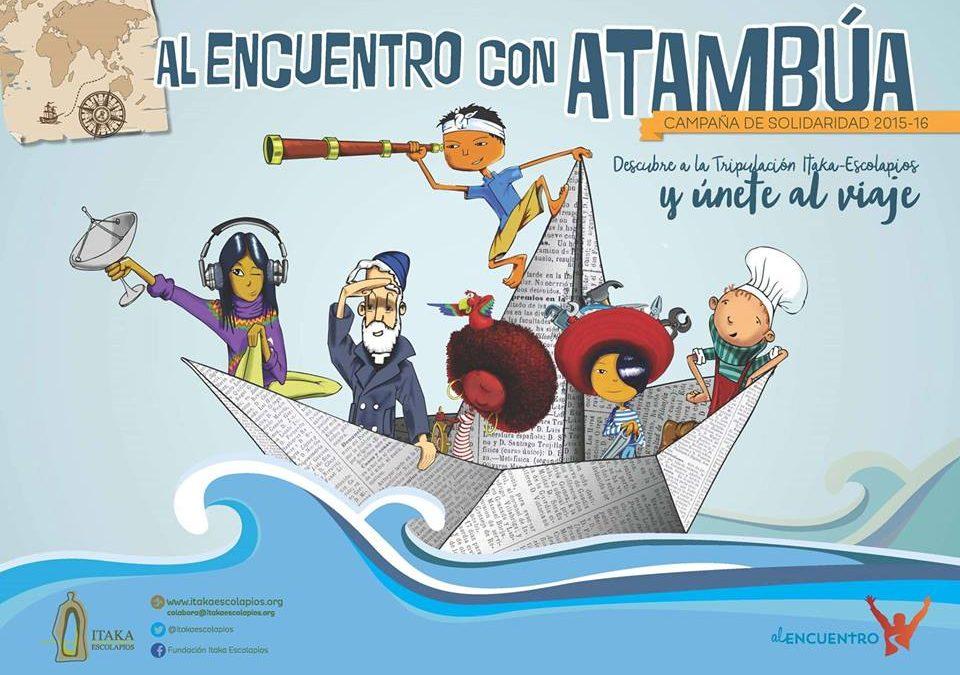 Al encuentro con Atambúa