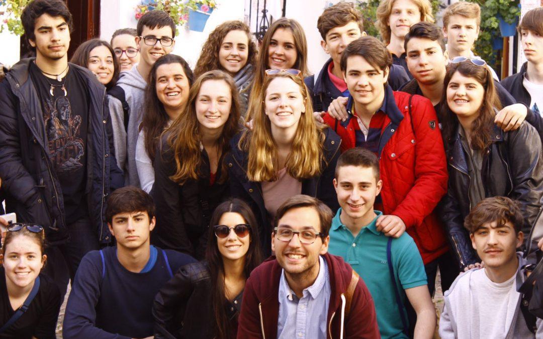 1º de Bachillerato visita Córdoba