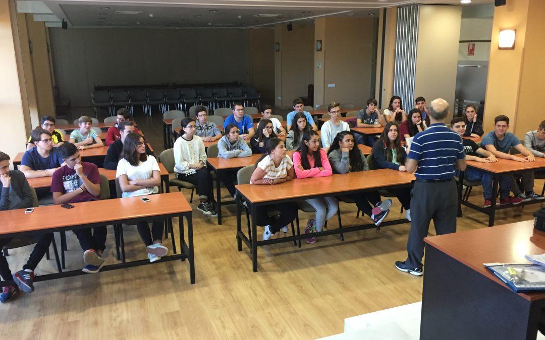 Convivencias Escolares de ESO y Bachillerato 16/17