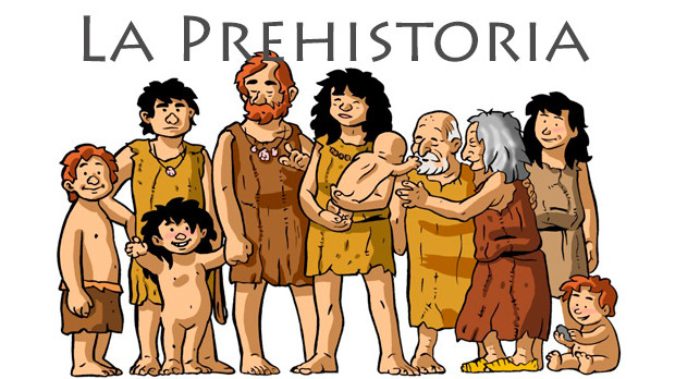Proyecto sobre la Prehistoria – Vídeo