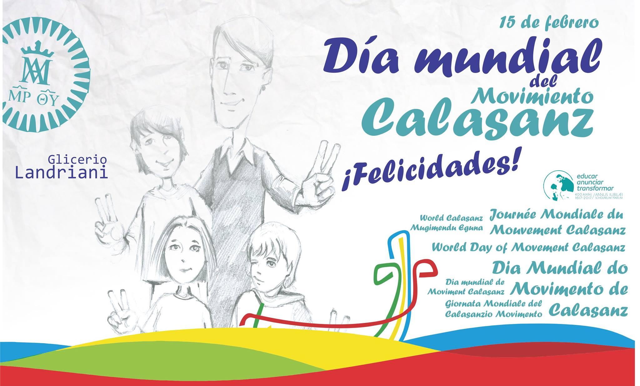 326fa7cff2c08 Día del Movimiento Calasanz - Colegio Calasancio Hispalense
