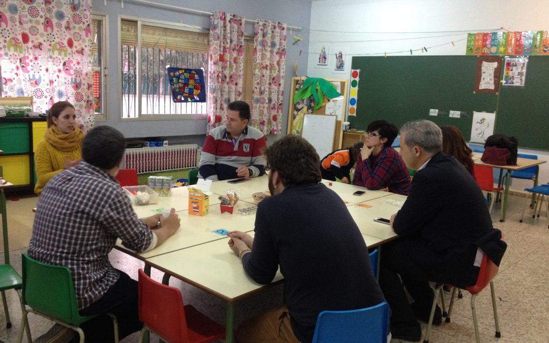4ª sesión de Escuela de Padres
