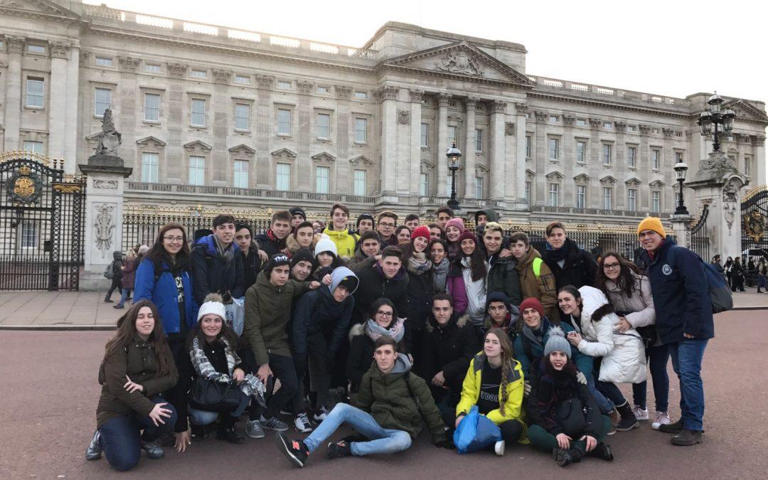 Viaje a Londres 1º Bachillerato 16/17