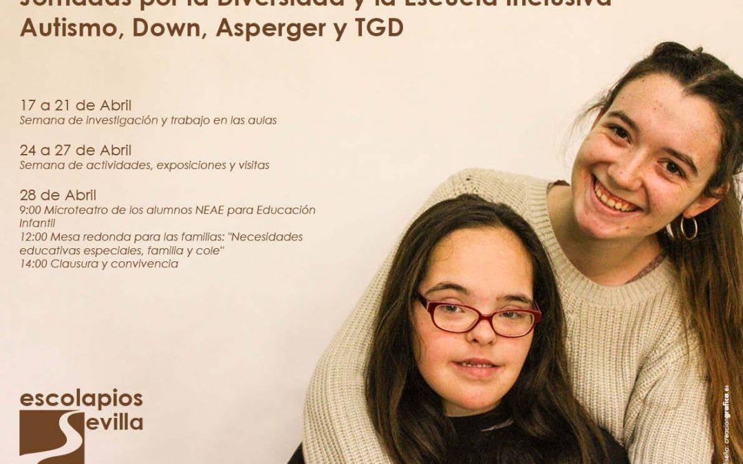 Jornadas por la Diversidad y la Escuela Inclusiva