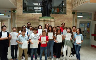 Entrega de resultados de exámenes Beda