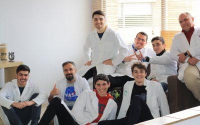 Escolapios gana la mención STEM al mejor proyecto de realidad virtual