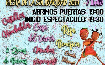 Fiesta de la solidaridad 2019